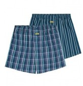 Davenport Men's Original Fit Twin Pack Boxer