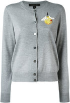 Marc Jacobs buttoned cardigan - women - Wool - M