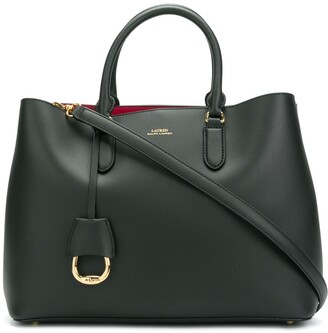 Lauren Ralph Lauren Shopper Tote Handbag