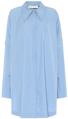 Marni Cotton gabardine coat