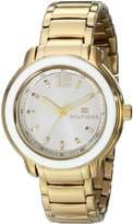 Tommy Hilfiger Women's 1781421 Analog Display Quartz Watch