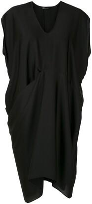 Uma | Raquel Davidowicz Belgica draped dress
