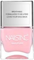 Nails Inc Nail Pure 6 Free Mayfair Mansion Mews Nail Polish
