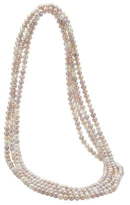 Pearl Dreams 3527/1b High Lustre Multi-Coloured 6.0 mm Round Freshwater Pearl 255.0 centimetres Necklace