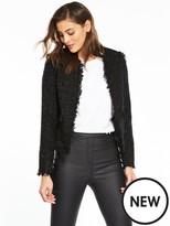 Warehouse Sparkle Tweed Jacket