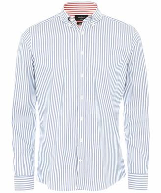 Hackett Men's DBL Sided Butcher STR Business Shirt
