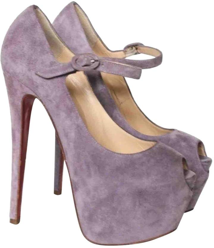 Christian Louboutin Daffodile heels
