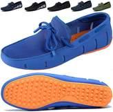 Go Tour Men's Fashion Casual Boat Shoes Breathable Slip on Shoes (44 M EU / 10/10.5 D(M) US, )