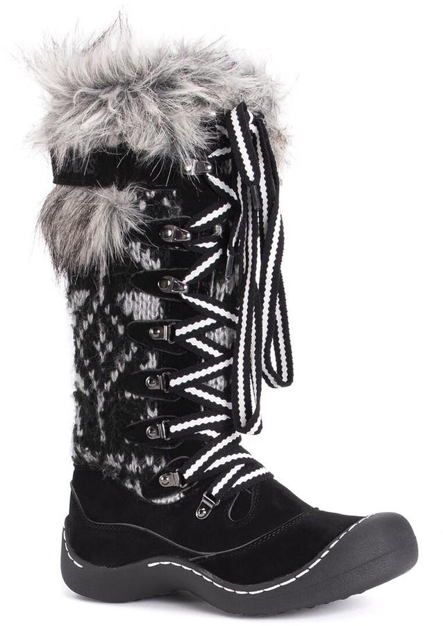 Muk Luks Gwen Snow Boot