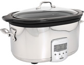 All-Clad Slow Cooker with Black Ceramic Insert