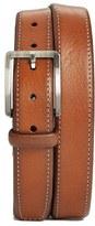 Trafalgar Men's 'Austin' Leather Belt