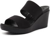 Crocs Leigh II 2 Strap Black/Black