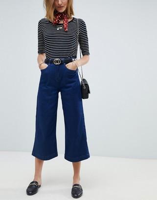 Maison Scotch Designers Favorite Wide Leg Jeans