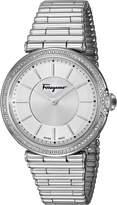 Salvatore Ferragamo Women's FIN050015 Style Analog Display Quartz Watch