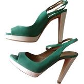 Balenciaga Open Court Shoes