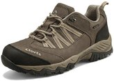 Clorts Men's Outdoor Suede Leather Waterproof Hiking Shoes