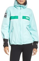 Helly Hansen Women's 'Salt' Waterproof Hooded Jacket