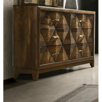 Foundry Select Moffett 6 Drawer Double Dresser
