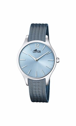 Lotus Women's Analogue Quartz Watch with Stainless Steel Strap 18749/2