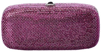 Judith Leiber Slim E/W Rectangle Clutch