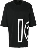 Diesel Black Gold printed T-shirt