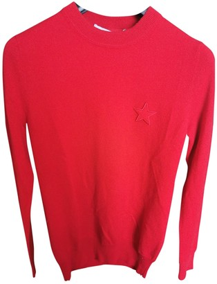 Givenchy Red Cashmere Knitwear & Sweatshirts
