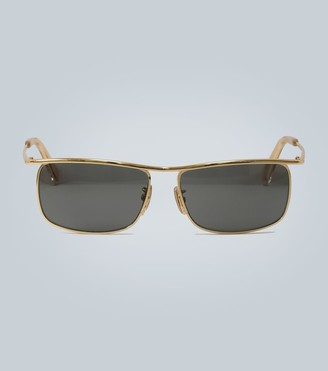 Celine Metal frame sunglasses