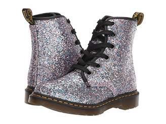 Dr. Martens 1460 Farrah Chunky Glitter (Multi Blue Chunky Glitter) Women's Shoes