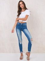 RES Denim New Women's Kitty Skinny Jeans