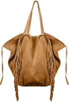 Linea Pelle Suede Handbag