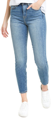 Seven For All Mankind 7 For All Mankind Telluride High-Rise Ankle Skinny Leg Jean