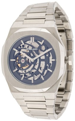 D1 Milano SKBJ01 Skeleton 40mm watch