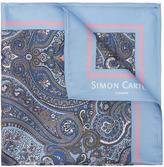 Simon Carter Boarder Pocket Square