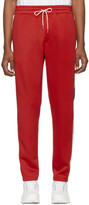 Leon Aime Dore Red Logo Track Lounge Pants
