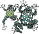 Napier Frog Duo Pin
