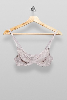 Topshop Mauve Recycled Underwire Bra