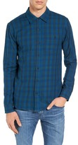 Ezekiel Vance Plaid Long Sleeve Trim Fit Shirt