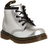 Dr. Martens Lace Boots Inside Zip Brooklee (K)