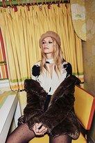 Free People Classic Fur Coat