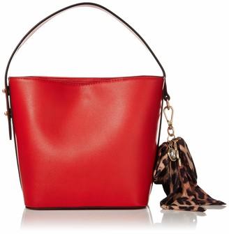 Betsey Johnson Women's Anything But Basic Small Bucket Bag