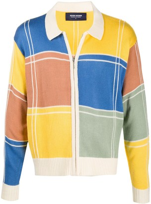 Noon Goons Colour Block Knit Sweater
