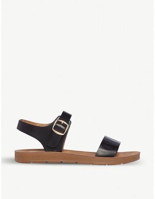Steve Madden Probable slingback flatform sandals