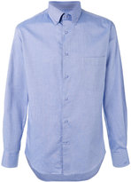 Paul & Shark buttoned shirt - men - Cotton - 40