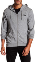RVCA Balance Arc Front Zip Hooded Jacket