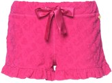 Juicy Couture Ruffle Hem Short