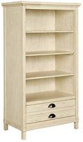 Stone & Leigh Driftwood Park Bookcase, Whitewash