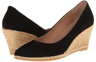 Eric Michael Teva (Black) Women's Shoes