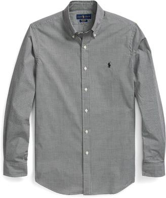 Ralph Lauren Plaid Poplin Shirt