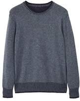 Flecked Wool Sweater