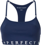 Perfect Moment - Fitness top - women - Nylon/Spandex/Elastane - XS